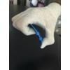Kép 3/3 - Simító rakli  - 15cm (Kék)