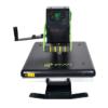 Kép 2/8 - Galaxy Hero GS-301 40x50 Auto nyitás + kihajtható sík hőprés