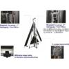 Kép 3/3 - Neolt Sword 165/210/300 univerzális táblavágógép