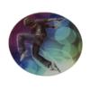 Kép 1/2 - Szublimációs üveg pohár alátét - kör