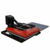 Kép 4/4 - SD-BASIC dupla asztalos manuális hőprés 40x50cm