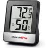 Kép 1/5 - Thermopro TP-49 digitális hőmérő/páratartalom mérő
