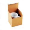 Kép 3/3 - Bögre doboz barna