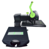 Kép 6/8 - Galaxy Hero GS-301 40x50 Auto nyitás + kihajtható sík hőprés