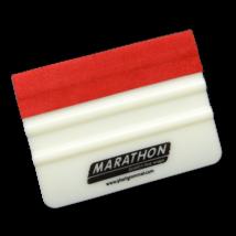 Mikroszálas Marathon Simító rakli  - 10cm (Fehér)
