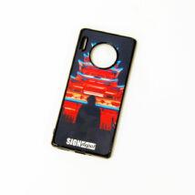 Szublimációs szilikon flexi Huawei Mate 30 Pro telefontok