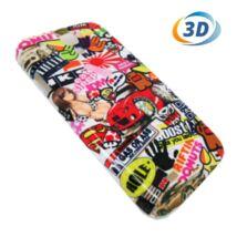 3D Szublimációs Samsung Galaxy S4 telefontok