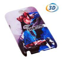 3D Szublimációs Samsung Galaxy Note2 telefontok