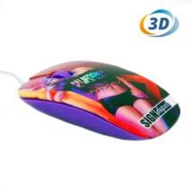 3D Szublimációs PC egér