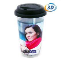 Szublimációs duplafalú pohár