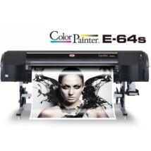 OKI ColorPainter E-64s Eco-solvent nyomtató