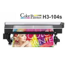 OKI ColorPainter H3-104s Eco-solvent nyomtató