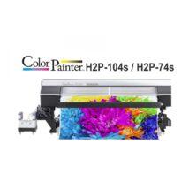 OKI ColorPainter H2P-104s / H2P-74s Eco-solvent nyomtató