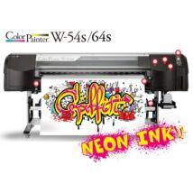 OKI ColorPainter W-64s/W-54s Eco-solvent nyomtató