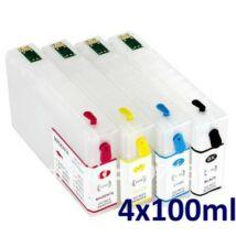 Epson WP-4015DN/4025DW üres tölthető tintakazetta szett