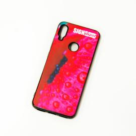 Szublimációs szilikon flexi Redmi Note 7 telefontok
