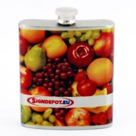 Szublimációs fém flaska