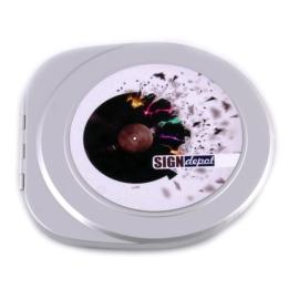 Szublimációs CD tartó