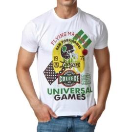 Szublimációs póló 180g - 4XL