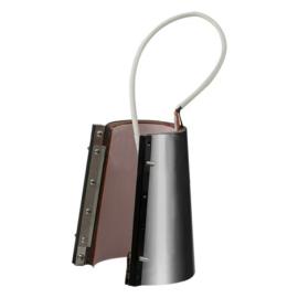 SD-BASIC V alakú 25cm-es fűtőpalást Multifunkciós bögrehőpréshez nagy