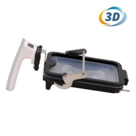 3D mini hőprés mobiltelefontok prés keret