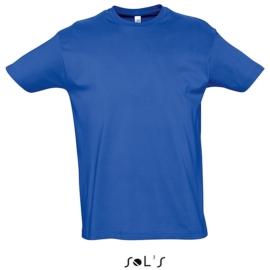 Sol's Imperial 11500 pamut reklámpóló - ROYAL BLUE