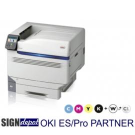 OKI Pro9541dn 5színes A3 lednyomtató