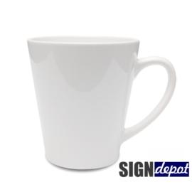 Szublimációs latte bögre 3,5dl