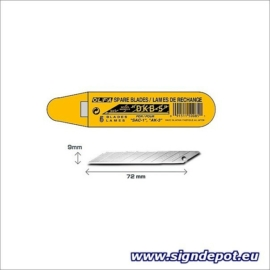 Olfa DKB-5 penge 9mm