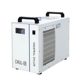 CWUL-05AH vízhűtő