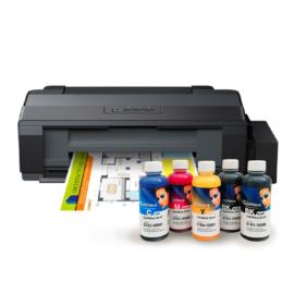 Epson L1300 tintasugaras nyomtató + 5x100ml InkTec SubliNova szublimációs festék