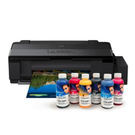 Epson L1800 tintasugaras nyomtató 6X100ml InkTec SubliNova szublimációs festék