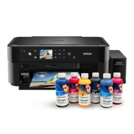 Epson L1850 tintasugaras nyomtató 6X100ml InkTec SubliNova szublimációs festék