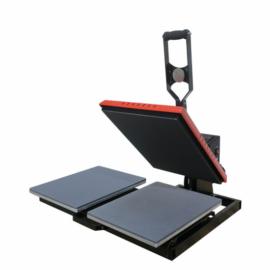 SD-BASIC dupla asztalos manuális hőprés 40x50cm