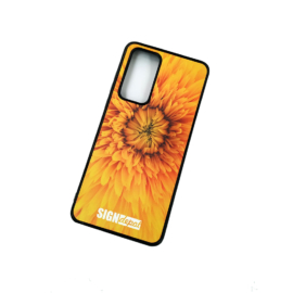 Szublimációs szilikon flexi Huawei P40 telefontok