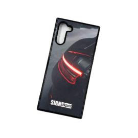 Szublimációs szilikon flexi Samsung Note 10 telefontok