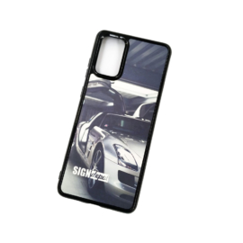 Szublimációs szilikon flexi Samsung S20 Plus telefontok