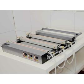 ABM703 plexi élhajlító gép 700mm