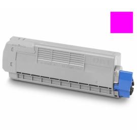 OKI C612 Toner magenta 46507506