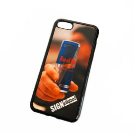 Szublimációs szilikon flexi iPhone 7/8 telefontok