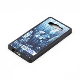 Szublimációs szilikon Samsung A5 telefontok