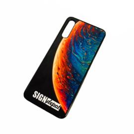Szublimációs szilikon flexi Samsung A70 telefontok