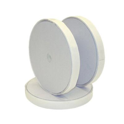 Öntapadós tépőzárszalag plüss oldal 25mm /fehér/ univerzális, kivéve PVC