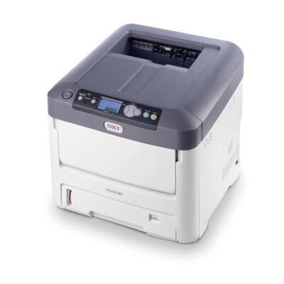 OKI Pro7411WT Fehér toneres A4 lednyomtató + ajándék transzferpapír
