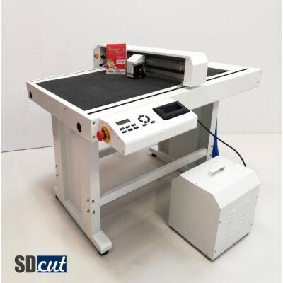 SD-CUT S9060 síkágyas vágóplotter (állványos)