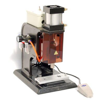 SD Pneumatikus kitűző készítő gép