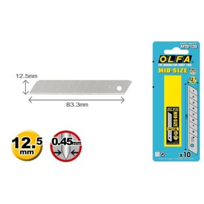 Olfa MTB-10B penge 12,5mm