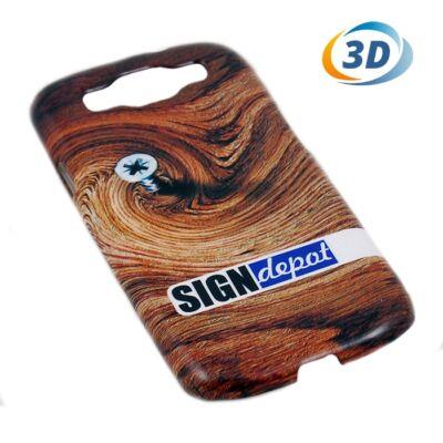 3D Szublimációs Samsung Galaxy S3 telefontok
