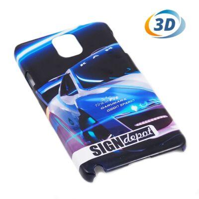 3D Szublimációs Samsung Galaxy Note3 telefontok