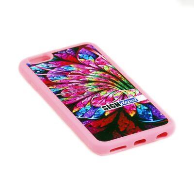 Szublimációs szilikon iPhone 6 telefontok